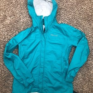 Women's Marmot rain jacket Sz Small